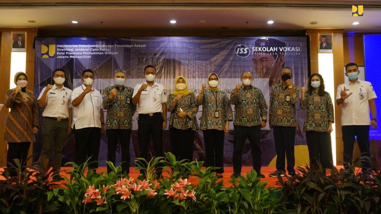 Kementerian PUPR Selenggarakan Pendampingan Teknis Pemanfaatan PKL Higienis