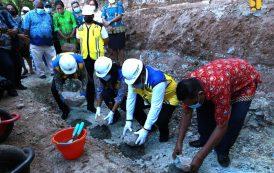 Kementerian PUPR Rehabilitasi SMA Gabungan Jayapura